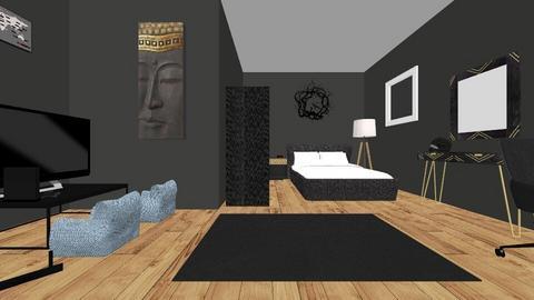 CpALPHA - Modern - Bedroom  - by Jolikspahiu
