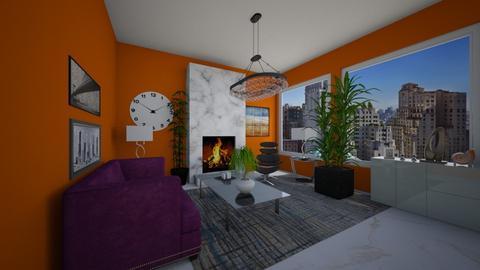 Bryson - Living room - by VeroDale