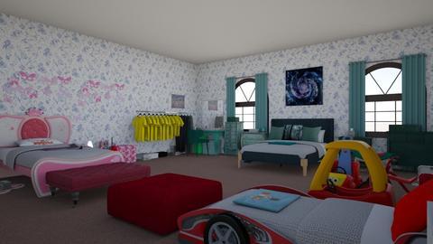 Prueba - Modern - Bedroom  - by Rezun