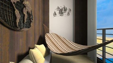Adventurers Retreat - Rustic - Bedroom  - by Vagabond