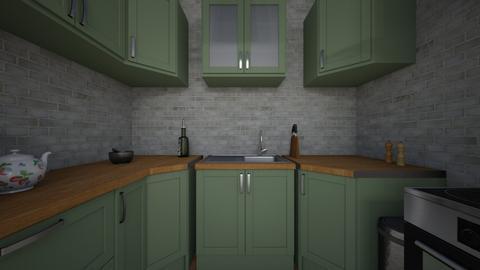 Kitchen - Kitchen  - by Messa03
