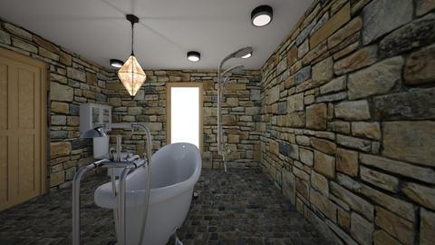 Cabin bathroom - Bathroom  - by vegacabin