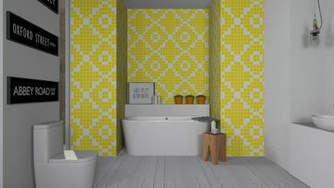 Urban Legend - Eclectic - Bathroom  - by Carliam