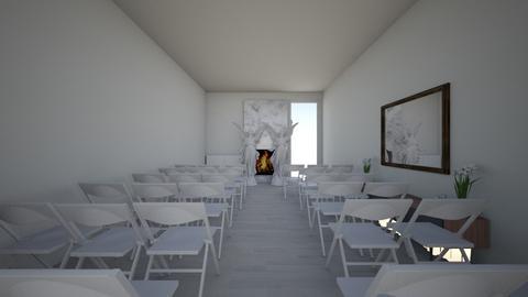 Livingroom wedding - Living room  - by kimliao428