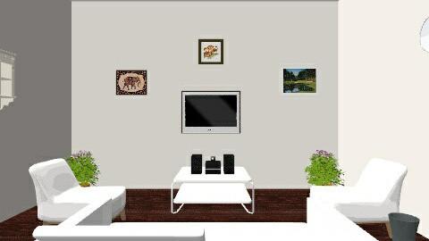 recreation - Rustic - Living room  - by manu prasad