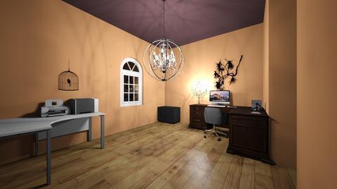 online office - Office  - by Dragonsafri