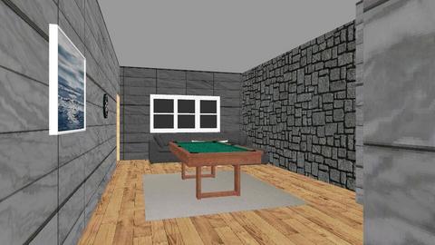 basement - by JamieT_123