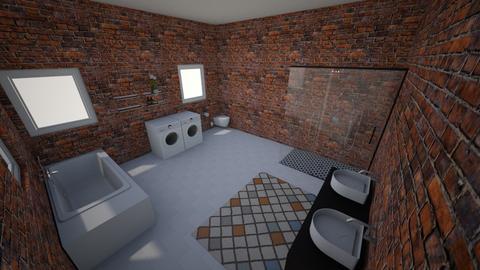 Bathroom_1 RETRO - Retro - Bathroom  - by Andris2