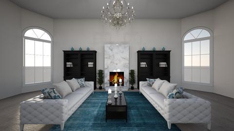 Projet 2 - Modern - Living room  - by smaleki78
