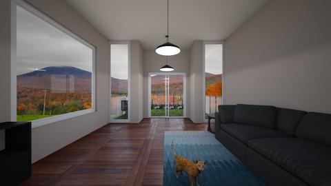 contest 2 - Living room  - by sashamomo
