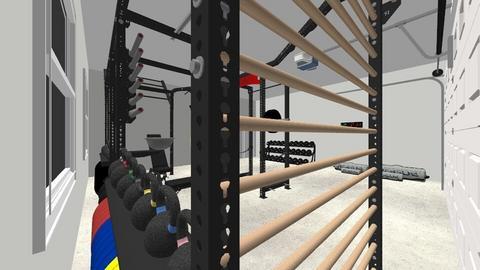 dream home gym - by rogue_6cbd6ad9b6dc78fc2e59d853ee003