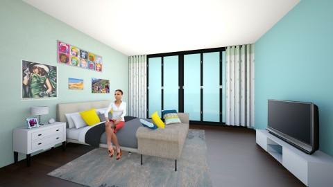 recamara1 - Bedroom - by ceciaap117