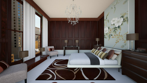 Bedroom for Angie - Classic - Bedroom  - by 867089302