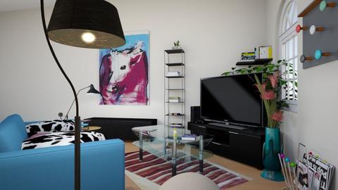 marleana  - Living room  - by mrlnblk