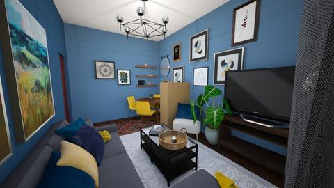 Living Room - Living room - by NinaBossicart