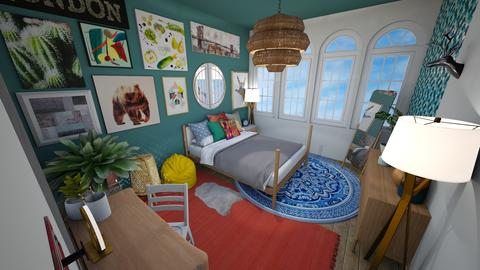 Bedroom By the Beach - Bedroom  - by 0777148