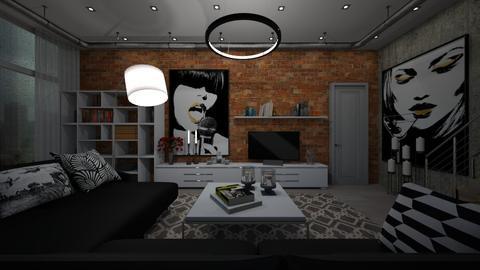 living room - Living room - by Grigoria Popli