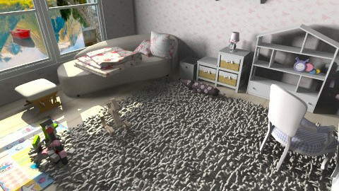 BabyRoom - Classic - Kids room  - by Jacunskyy