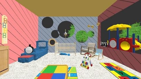 baby room - Kids room  - by DramaticElephant2006