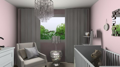 Baby Hudson main view - Glamour - Bedroom  - by loft313