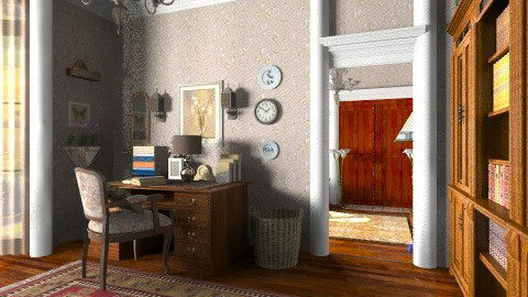traditional studio - Office - by Juancho M