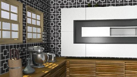 MUTFAK - Country - Kitchen  - by mslmkus