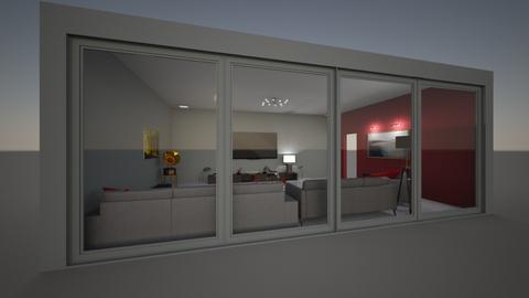 nx - Living room  - by 844353