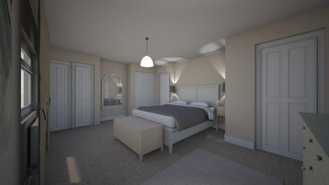 field view bed 1 - Bedroom  - by mattblants