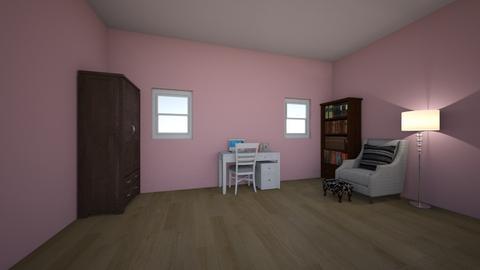 My Glam Bedroom - Bedroom  - by zjandpumpkin