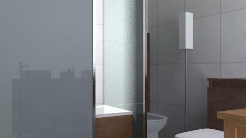 banheiro8 - Classic - Bathroom  - by crist