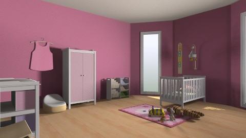 girlsroom  - Modern - Kids room  - by margot98