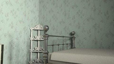Duckegg :) 3 - Vintage - Bedroom  - by bubbleboa