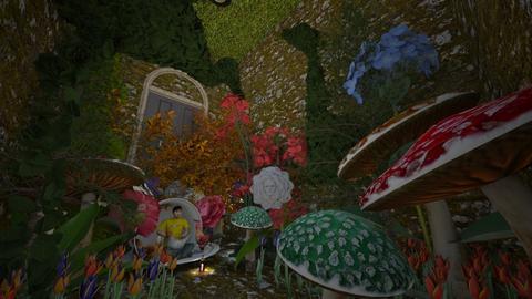 In the Garden of Thy - Minimal - Bedroom  - by The Wayfarer