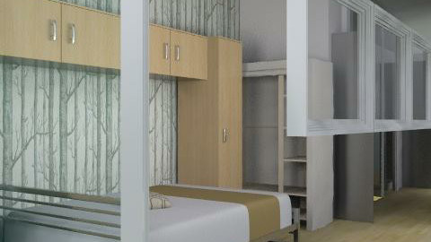 casa en VERANOS - Minimal - Bedroom  - by ARMIDA 1