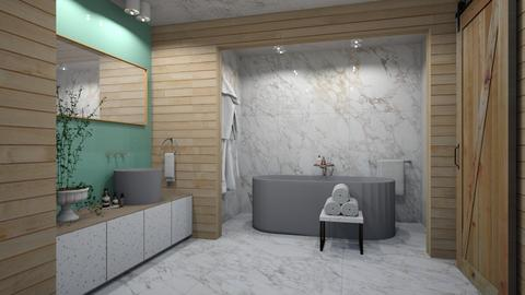 IP Terrazzo Bathing - Modern - Bathroom  - by 3rdfloor