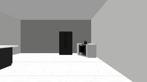 kitchen  - by Lmellish