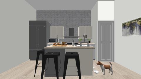 kitchen 2  - Kitchen  - by Saraboyle12