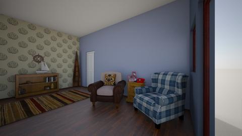 Hall - Modern - by benwilliam94
