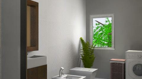 Vaso2a - Minimal - Bathroom  - by tijana