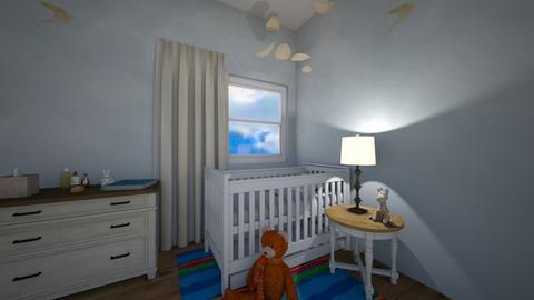 angel - Modern - Kids room  - by hicran yeniay