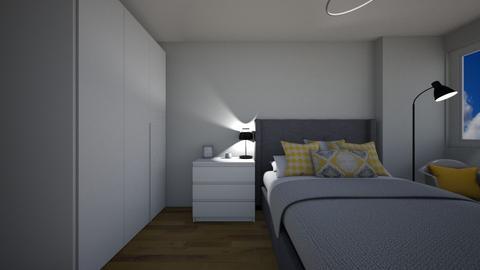 anya szoba - Bedroom  - by Anna2525