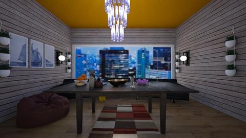 Siente te como en casa  - Modern - Living room  - by TheRokuy_YT