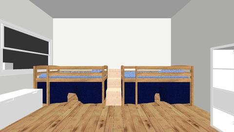 otroska1_2kura - Kids room - by xency
