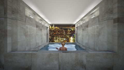Pool - Bathroom  - by heyfeyt