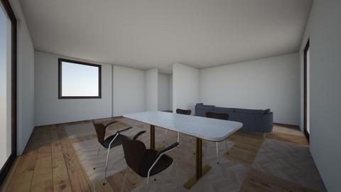 1 a - Living room  - by donatas1