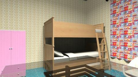 Riti room - Classic - Kids room  - by gprsar