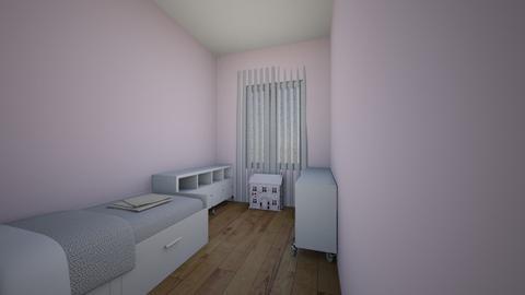 Julia - Kids room  - by bonaidea