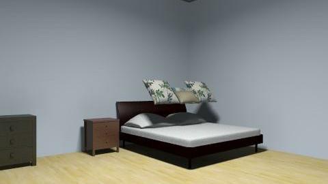 bla - Rustic - Bedroom  - by lover89