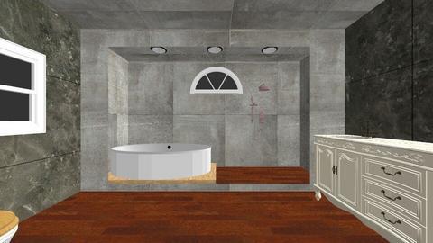bathroom 2 - Bathroom - by fierceblade