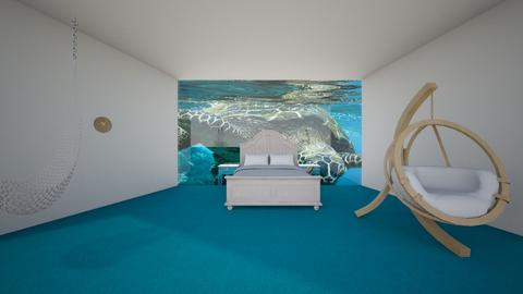 living under the sea - Minimal - Bedroom  - by taebay1 OSG